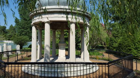 Andrew Jackson Crypt!