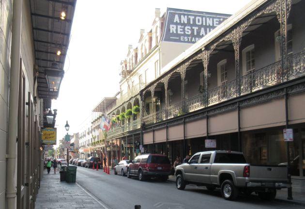 Antoine's Restaurant!