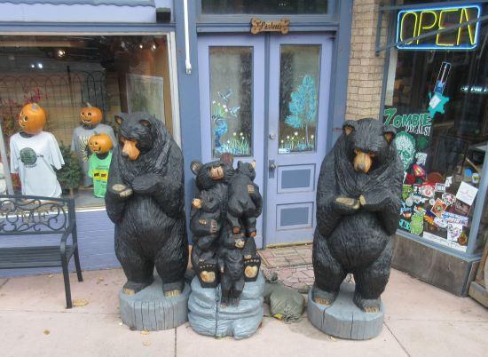 Bear Family!