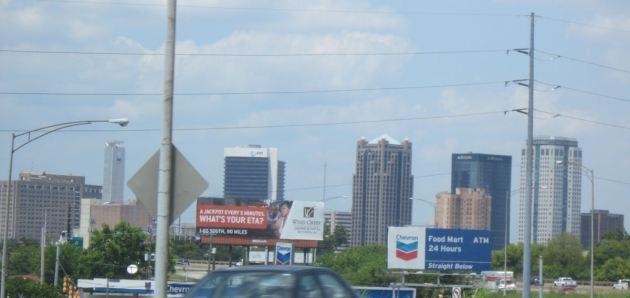 Birmingham Northbound!