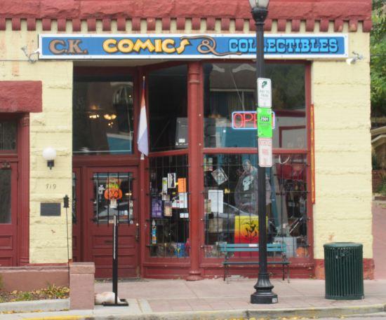 C.K. Comics!