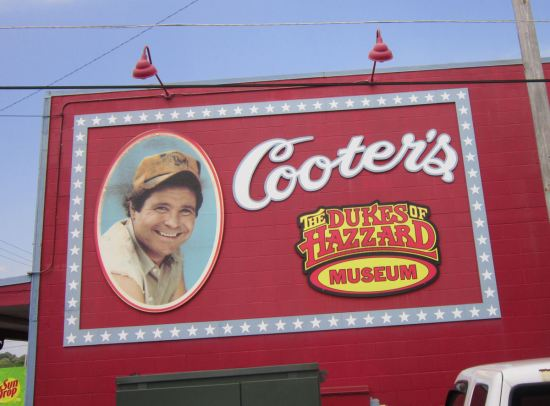 Cooter's Place!