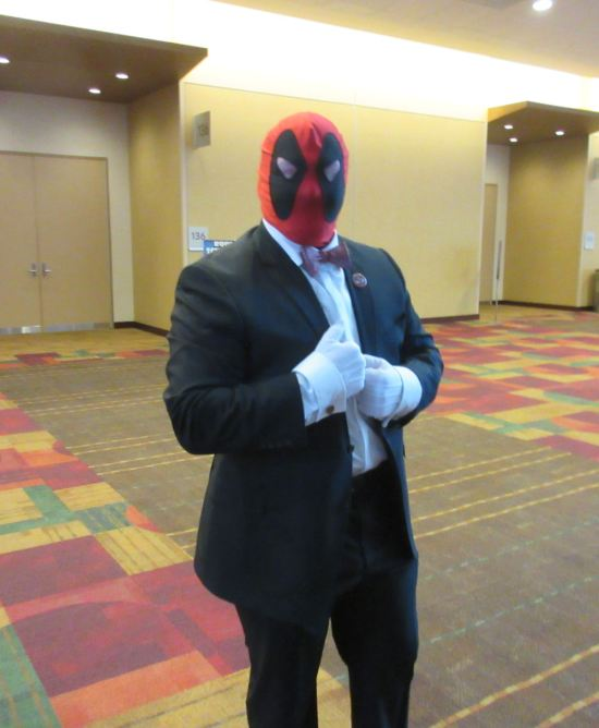 Deadpool Formal!