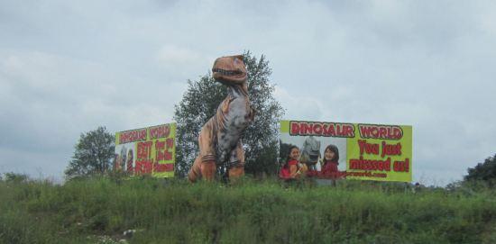 Dinosaur World!