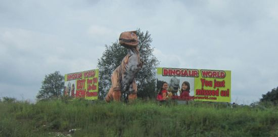 Dinosaur World!