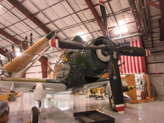 Douglas A-1 Skyraider!