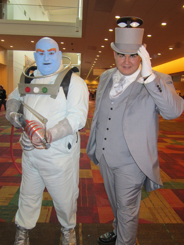 Freeze & Hatter!
