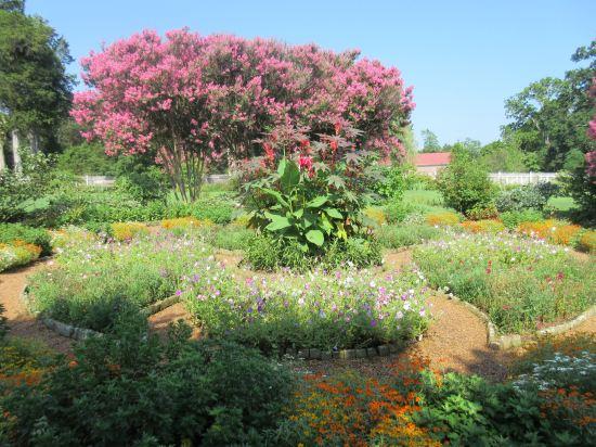 Hermitage Garden!