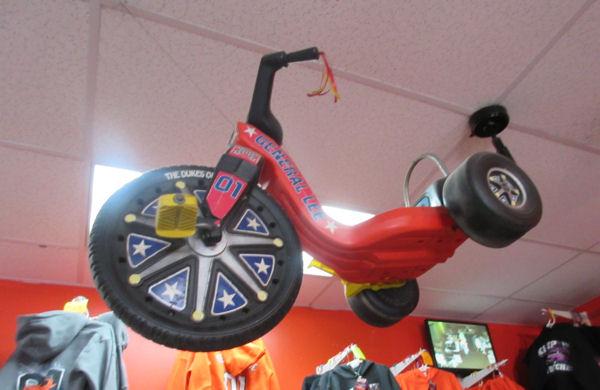 General Lee Big Wheel!