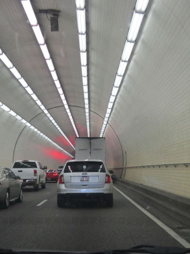 George Wallace Tunnel!
