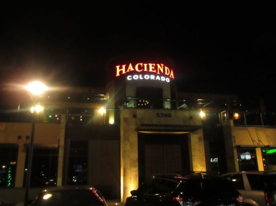 Hacienda Colorado!