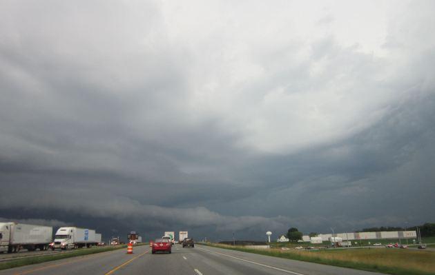Indy Stormbound!
