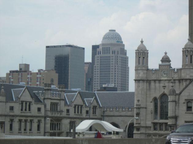 Louisville Homebound!