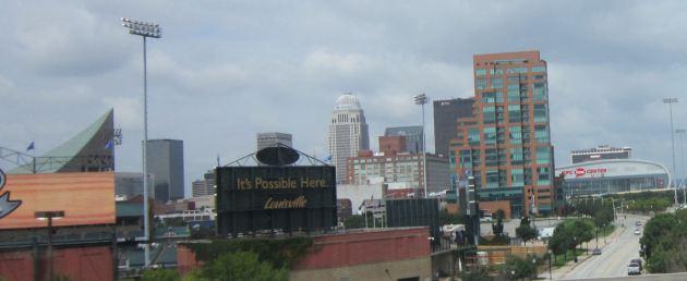 Louisville via I-65!