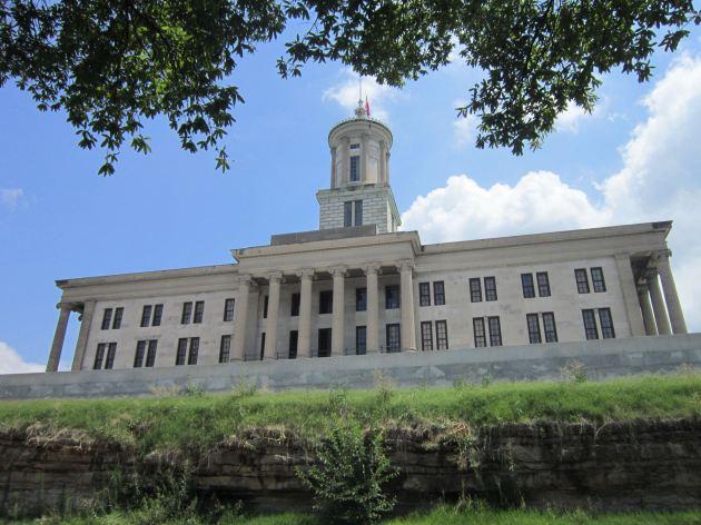 Nashville State Capitol!
