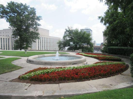 Nashville Fountain!