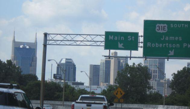 Nashville Inbound!