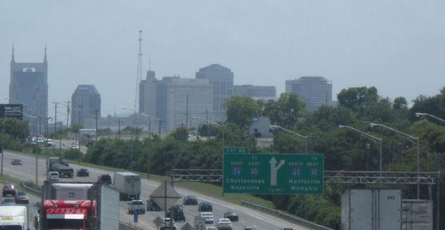 Nashville Southbound!
