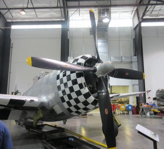 P-47D Thunderbolt!