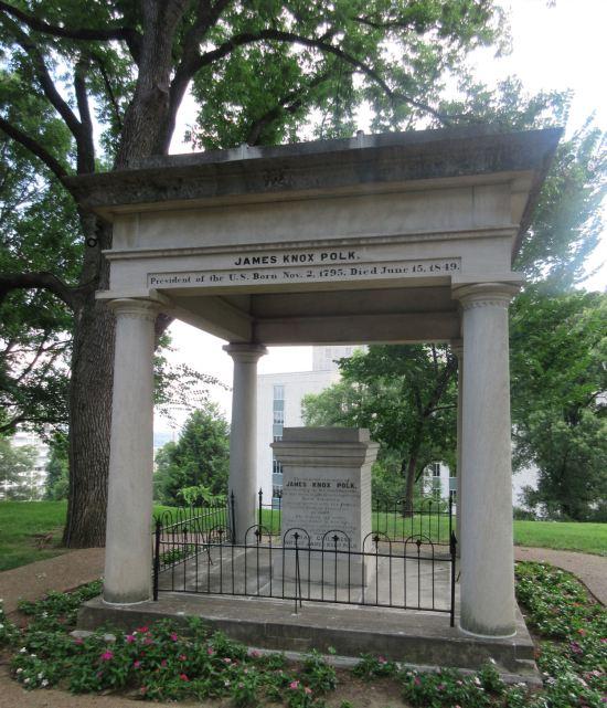 Polk Crypt!