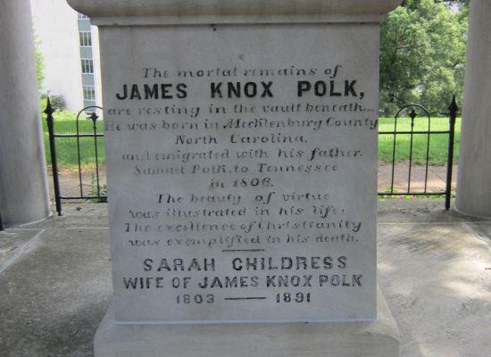Polk Epitaph!