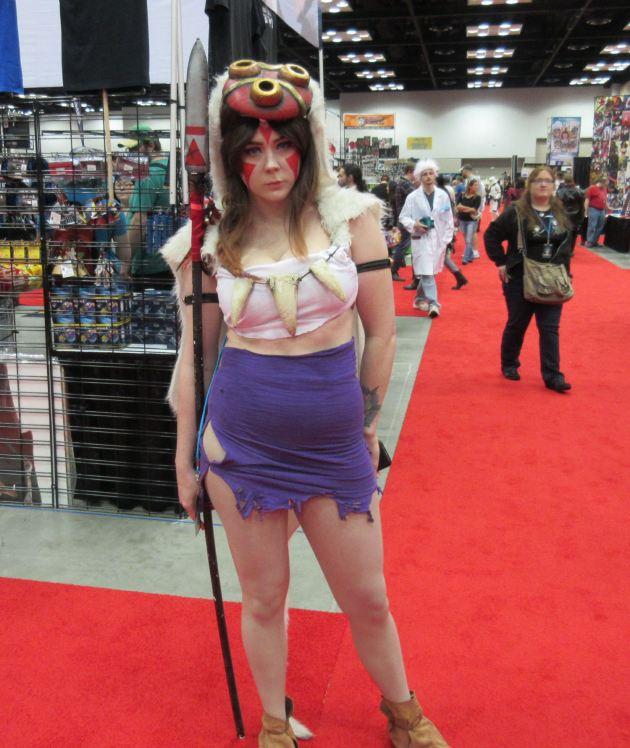 Princess Mononoke!