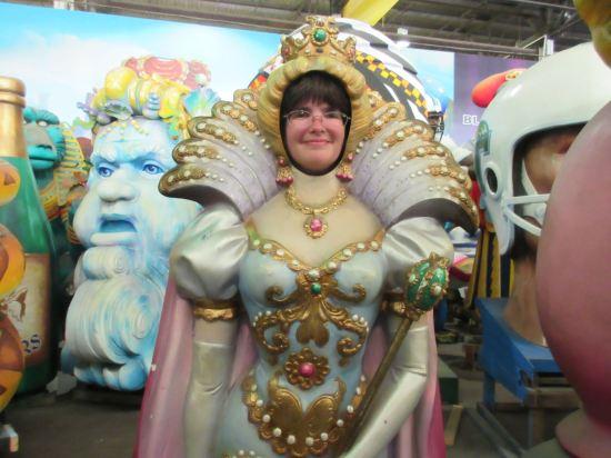 Queen Anne!