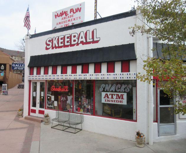 Skee-Ball!
