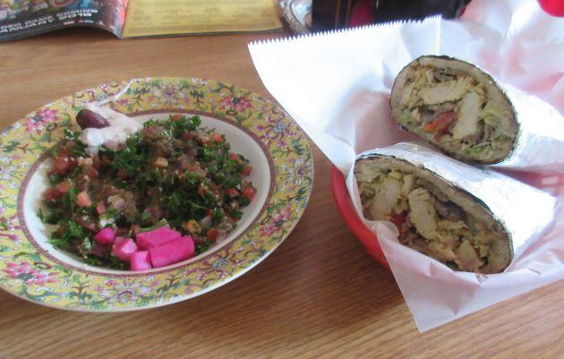 Tabouleh Salad!