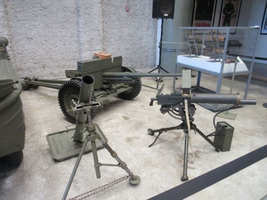 WWII Weapons!