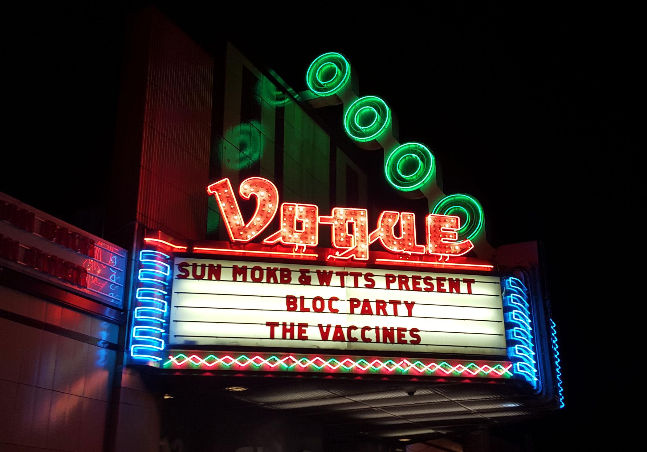 Bloc Party, The Vaccines, Oscar: My British Alt-Rock Party ...