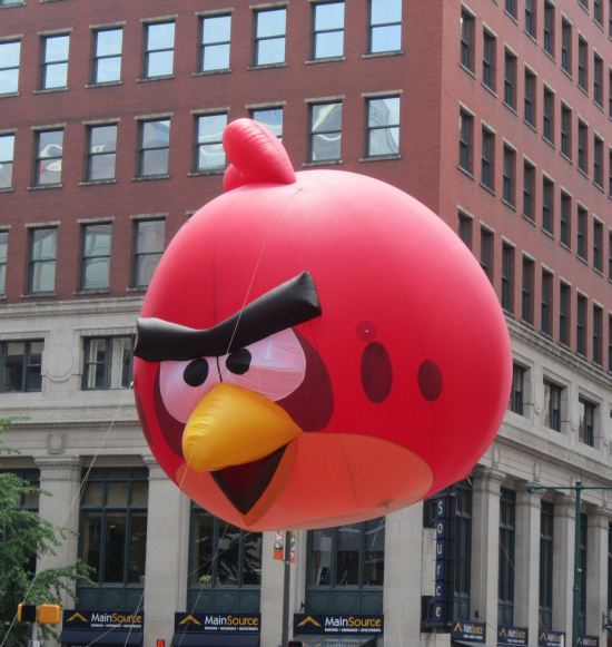Angry Bird Red!