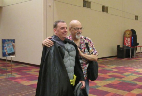 Batman + George Perez!