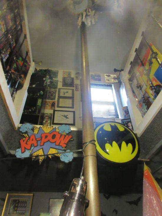 Batpole!