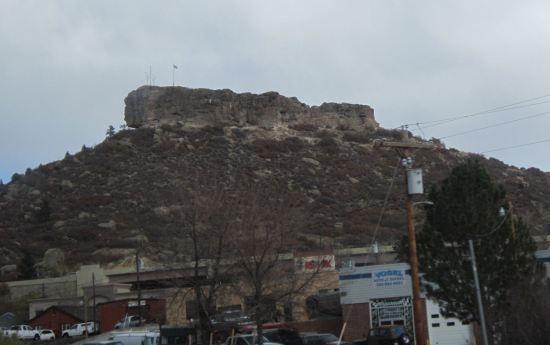 Castle Rock!