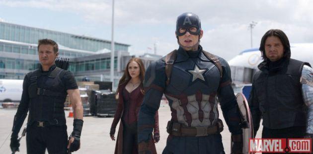 Civil War!