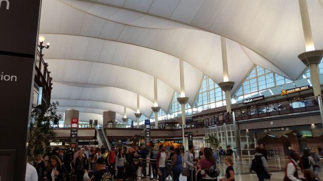 DEN Airport!