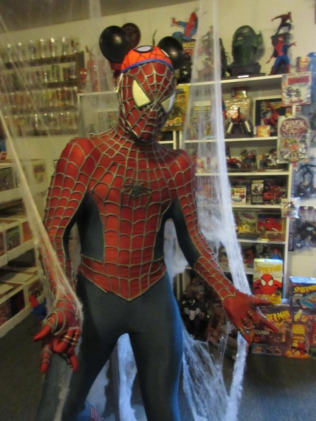 Disney's Spider-Man!