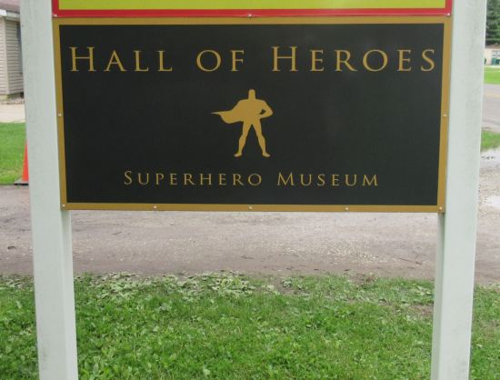 Hall of Heroes!