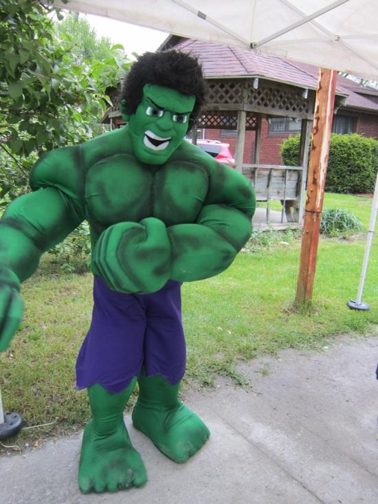 Hulk 4 Kids!