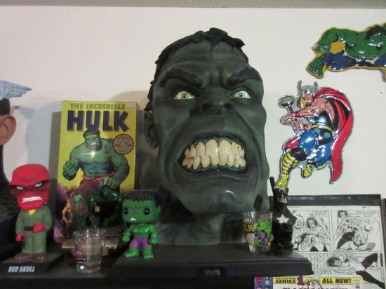 Hulk Stash!