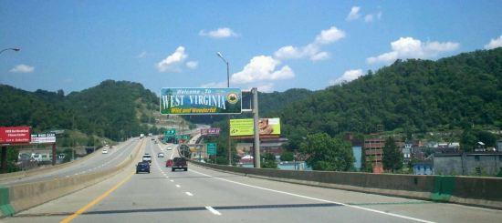 I-70 WV!