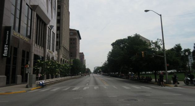 Meridian Street!