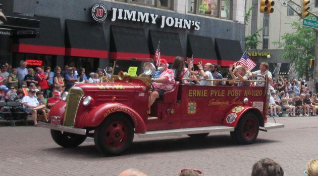 Ernie Pyle Post No. 1120!