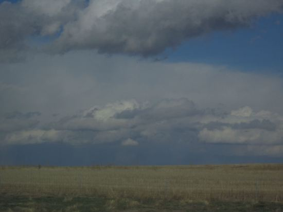 Cloudy Colorado!