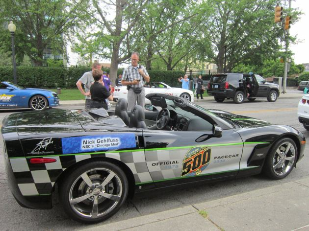 1978 Indy 500 pace car!