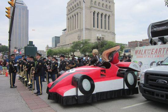 Military band!