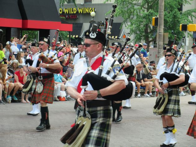 Ingersoll Pipe Band!