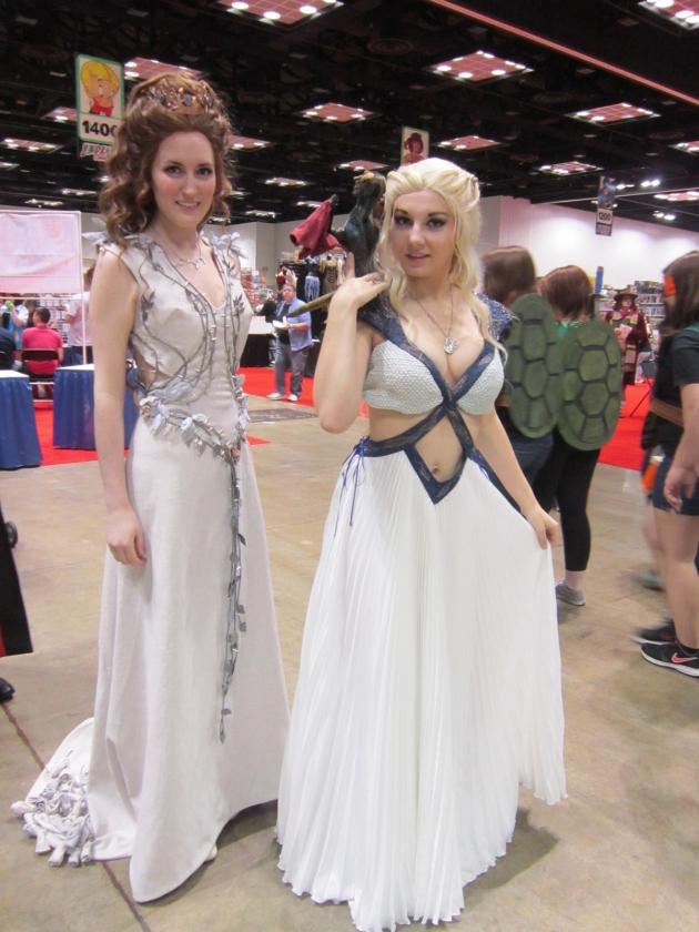 Margaery + Daenerys!
