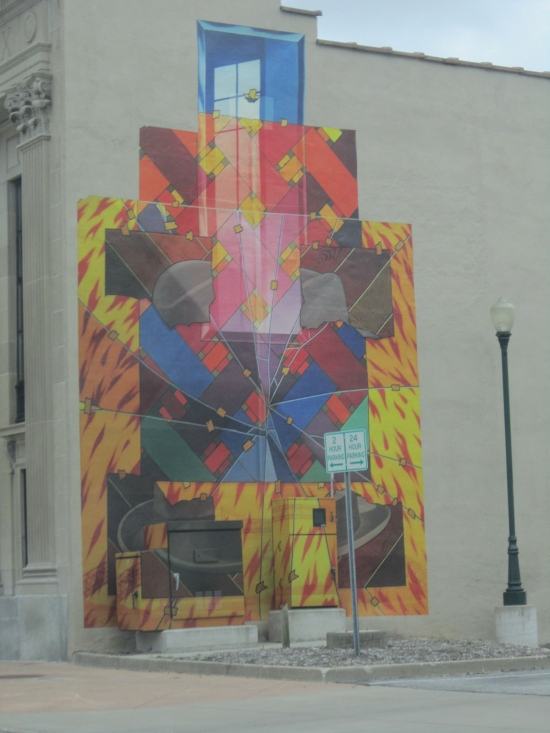 MURAL Abstract!
